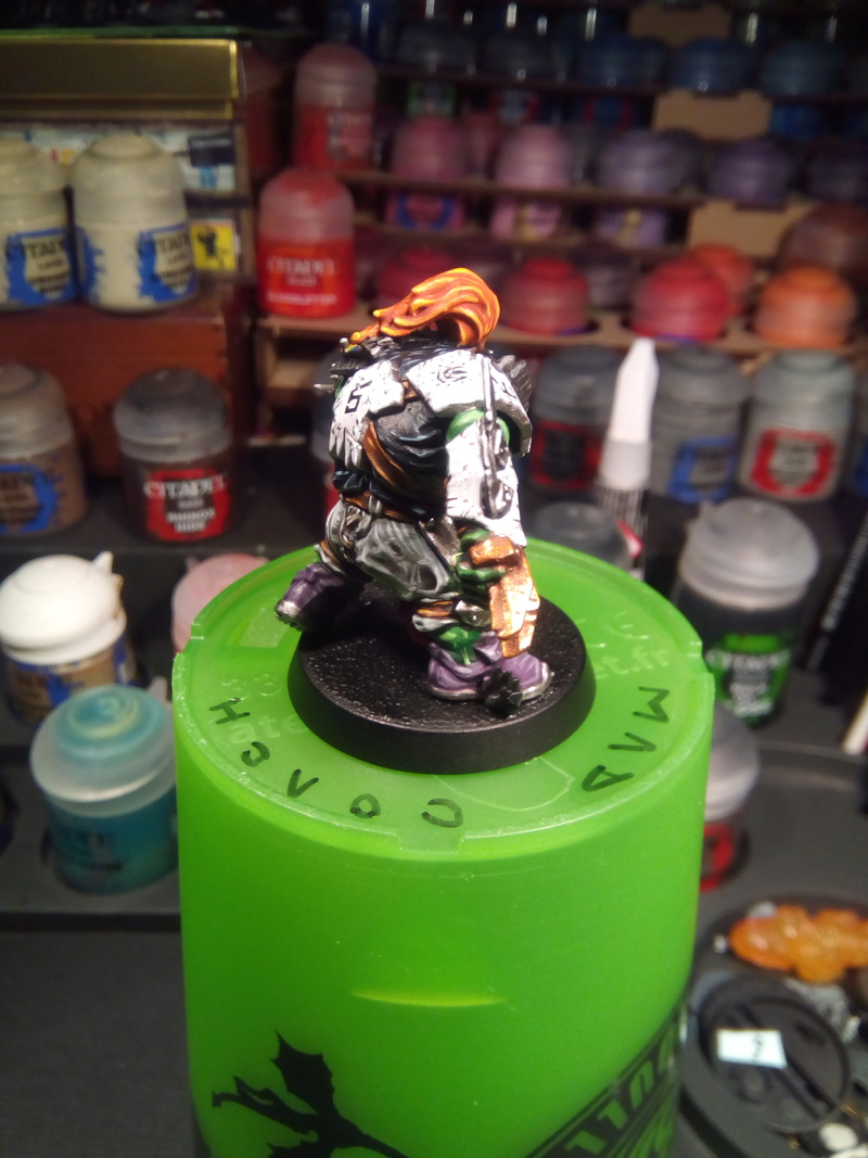 Rainbow Warriorks / Ork BloodBowl Team Project - Page 2 First_10