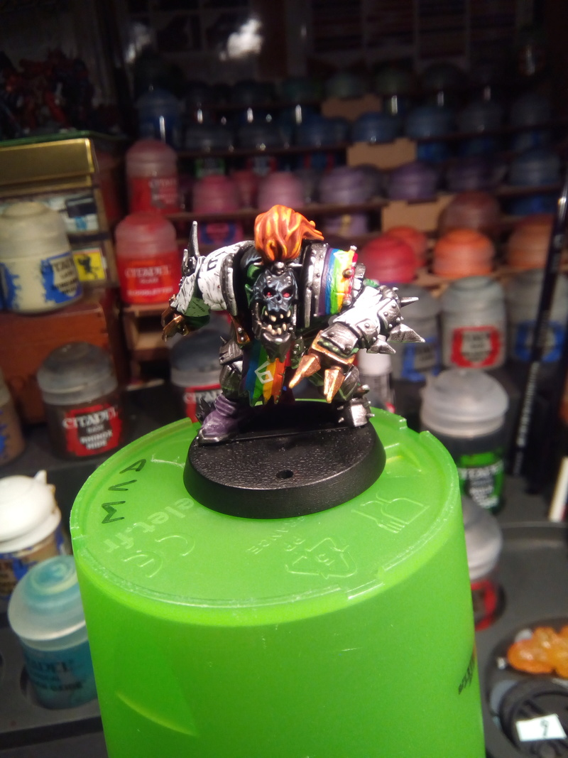 Rainbow Warriorks / Ork BloodBowl Team Project - Page 2 First_11