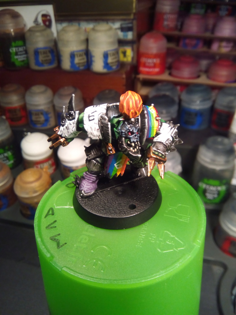 Rainbow Warriorks / Ork BloodBowl Team Project - Page 2 First_12