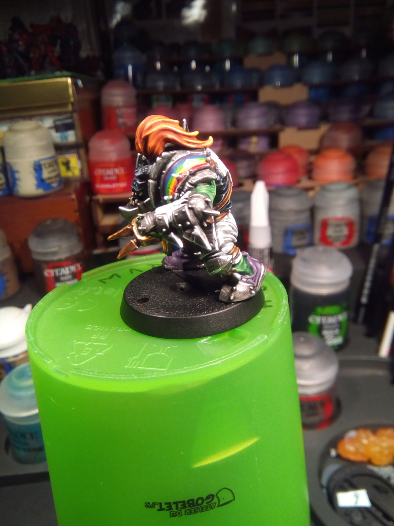 Rainbow Warriorks / Ork BloodBowl Team Project - Page 2 First_15