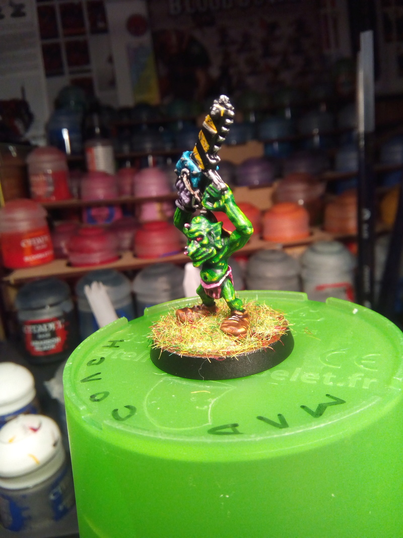 The Olive Bombs / Gobs Bloodbowl Team Olive_19