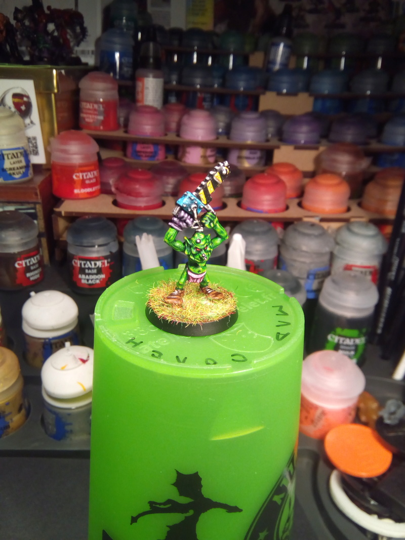 The Olive Bombs / Gobs Bloodbowl Team Olive_20