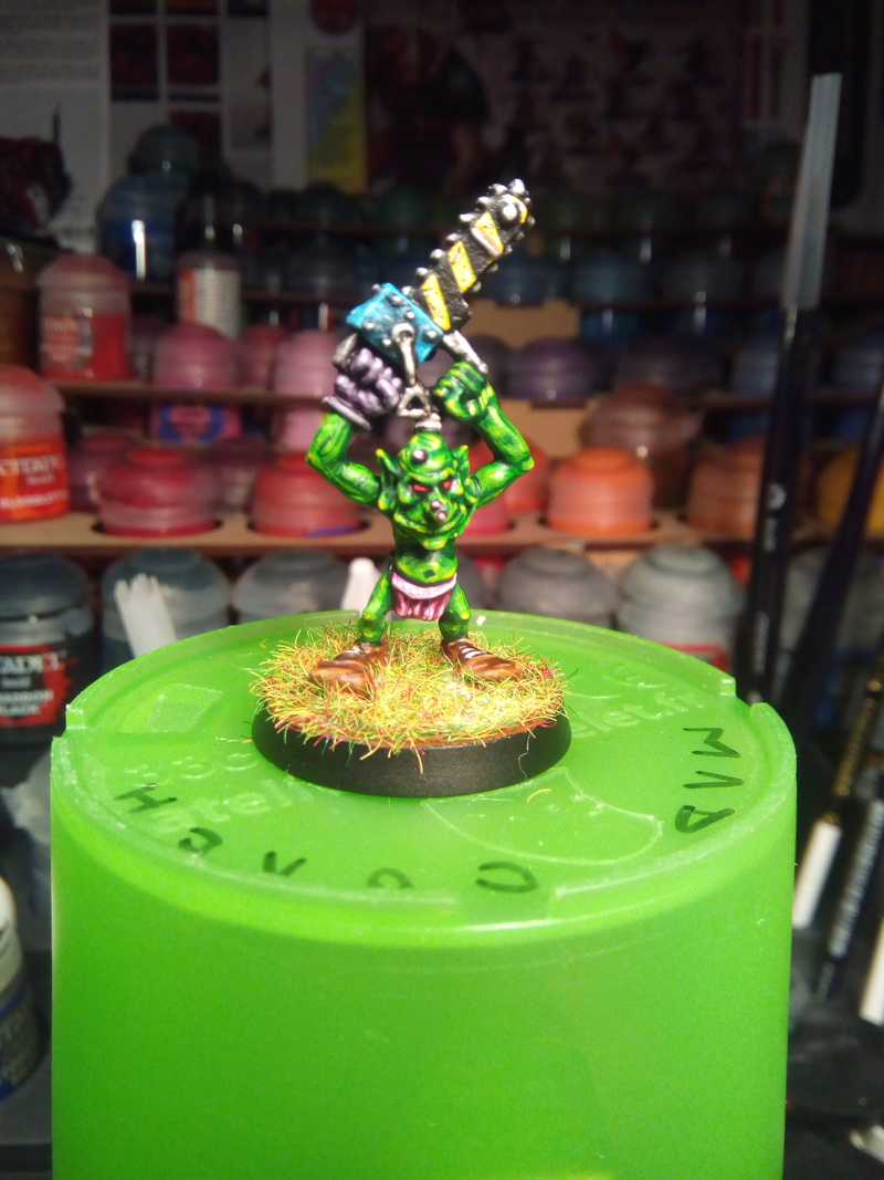 The Olive Bombs / Gobs Bloodbowl Team Olive_21