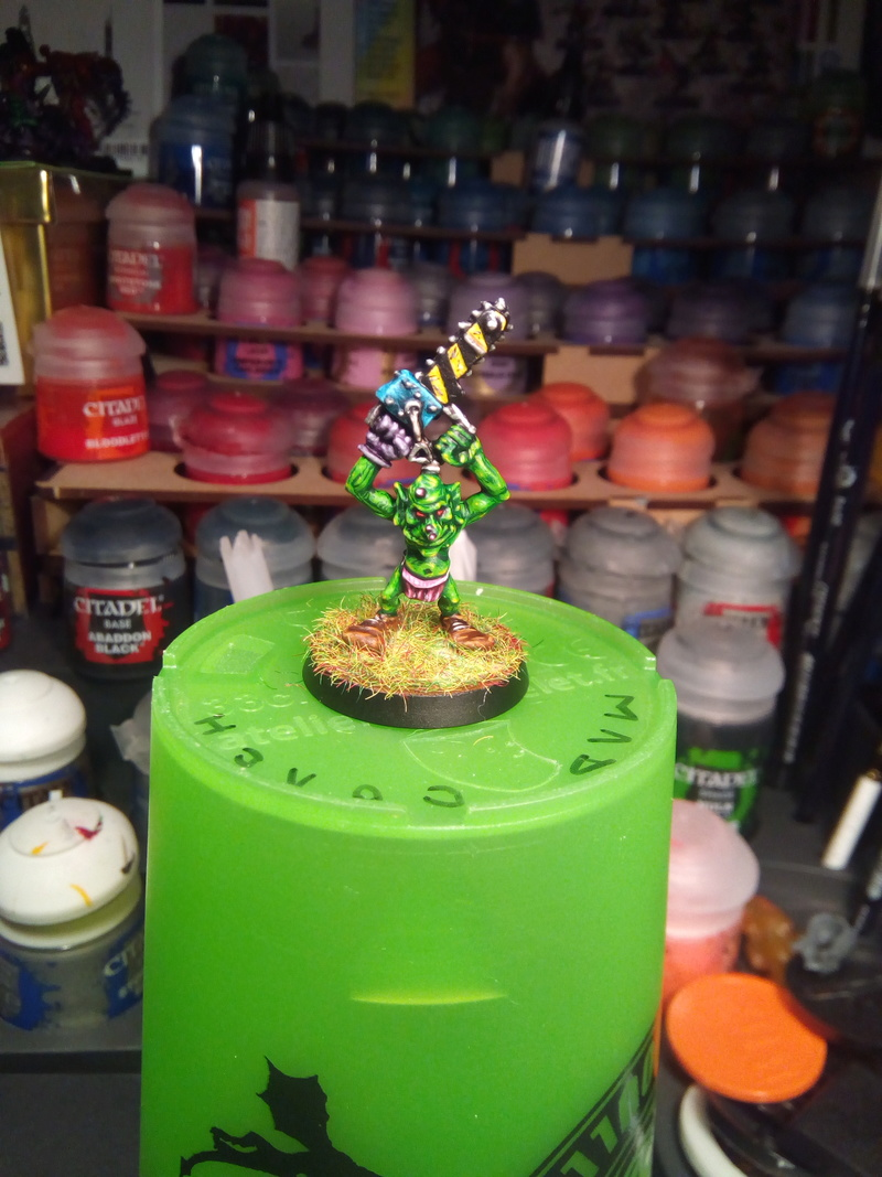 The Olive Bombs / Gobs Bloodbowl Team Olive_22