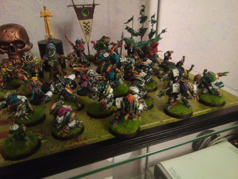 Rainbow Warriorks / Ork BloodBowl Team Project - Page 2 Previe11