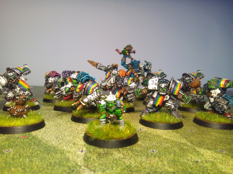 Rainbow Warriorks / Ork BloodBowl Team Project - Page 2 Rainbo25