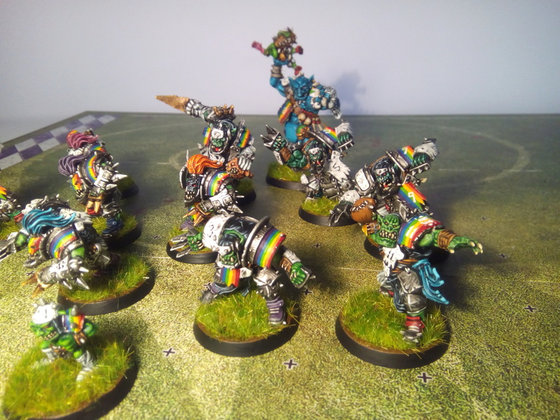 Rainbow Warriorks / Ork BloodBowl Team Project - Page 2 Rainbo26