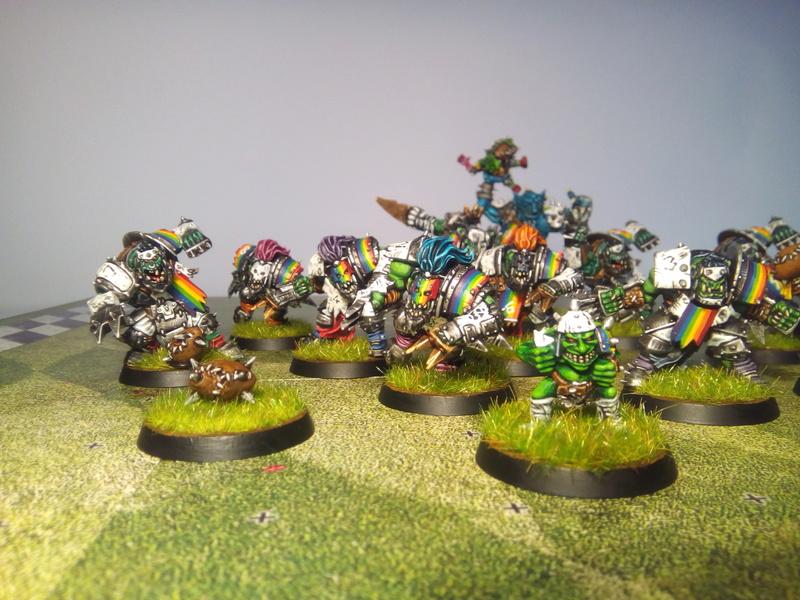 Rainbow Warriorks / Ork BloodBowl Team Project - Page 2 Rainbo27