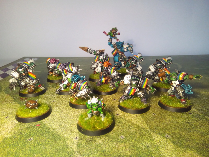 Rainbow Warriorks / Ork BloodBowl Team Project - Page 2 Rainbo29