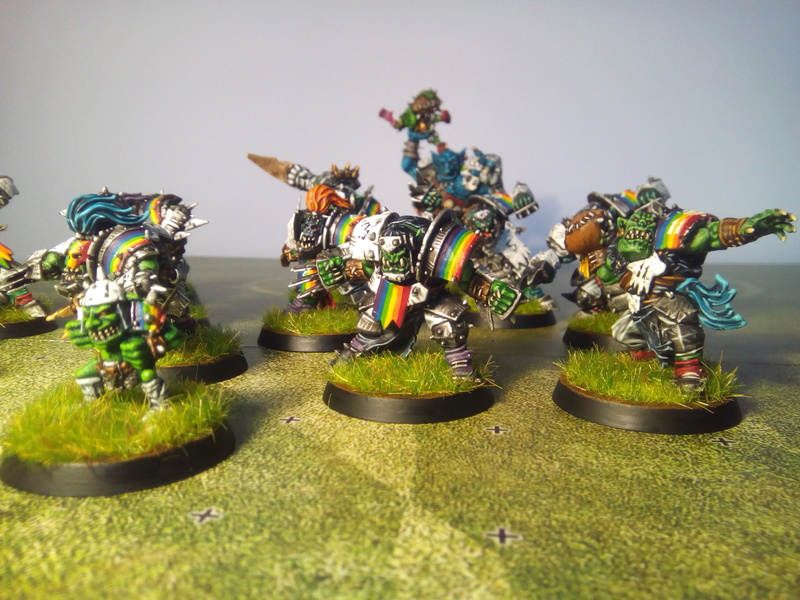 Rainbow Warriorks / Ork BloodBowl Team Project - Page 2 Rainbo30