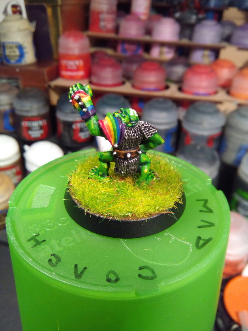 Rainbow Warriorks / Ork BloodBowl Team Project - Page 4 Rainbo72