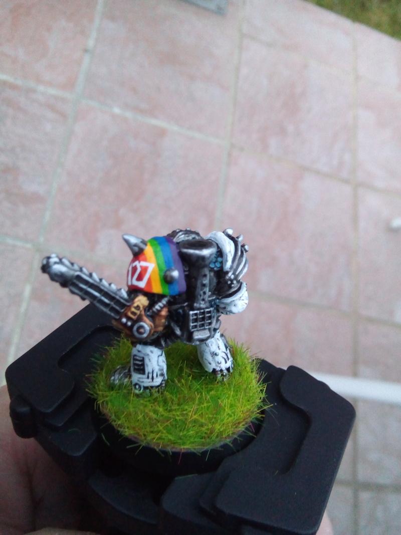 Rainbow Warriorks / Ork BloodBowl Team Project - Page 4 Rainbo83