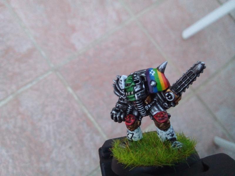 Rainbow Warriorks / Ork BloodBowl Team Project - Page 4 Rainbo84