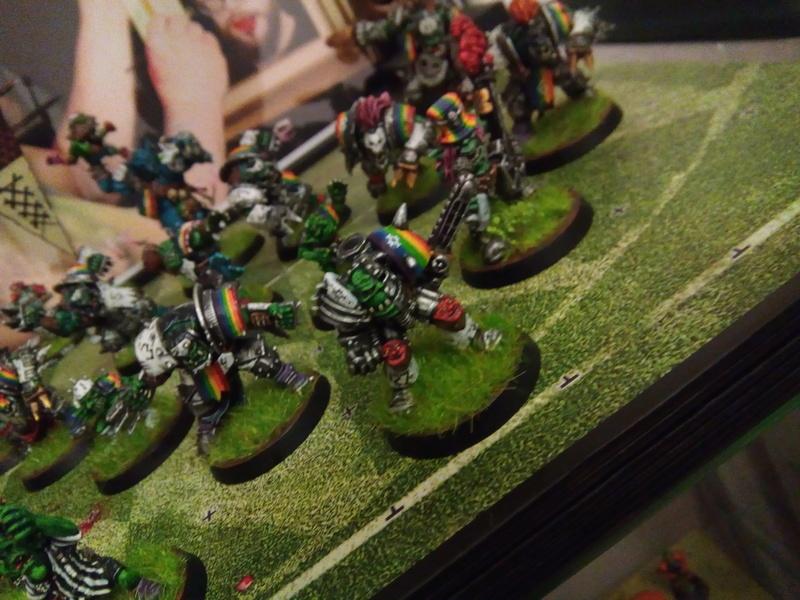 Rainbow Warriorks / Ork BloodBowl Team Project - Page 4 Rainbo86