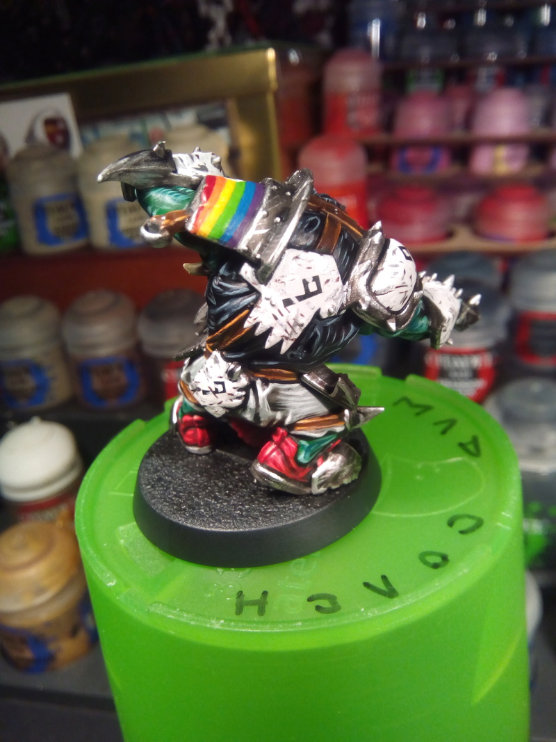 Rainbow Warriorks / Ork BloodBowl Team Project - Page 2 Strato12