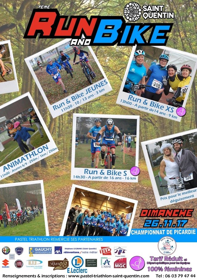 run and bike de saint-quentin 22228510