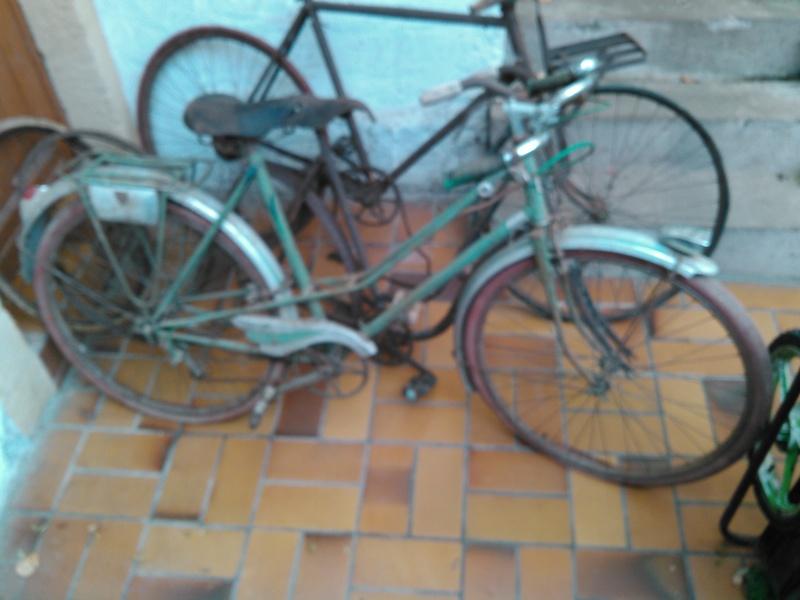 Vélo Linart Paris sauvé d'un éboulement Kimg0027