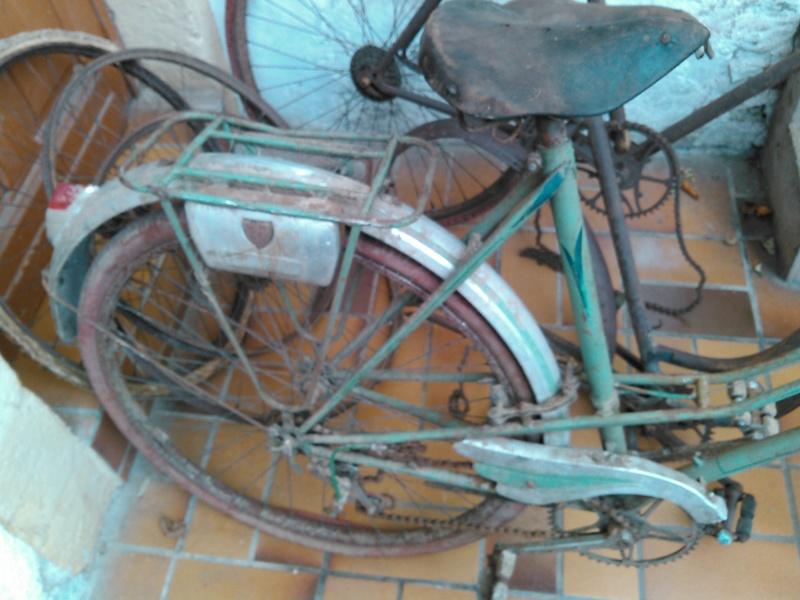 Vélo Linart Paris sauvé d'un éboulement Kimg0030