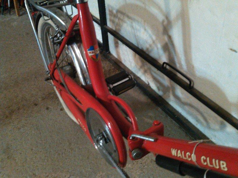 Vélo pliant Walco-Club Suisse Kimg0109