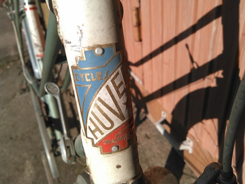 Cycles Huvel Strasbourg 1950, marque inconnue ? Kimg0168