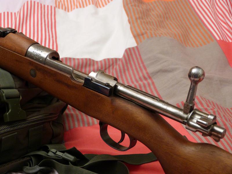 Mauser Model 1908  P1100715