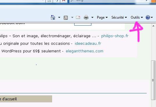page - Defnir Google comme page d'accueil  Google12