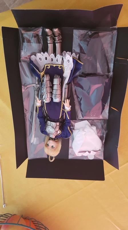 [ventes/Ech]pleins de dolls Ajout Chara PARABOX FDP OFFERT 20180213