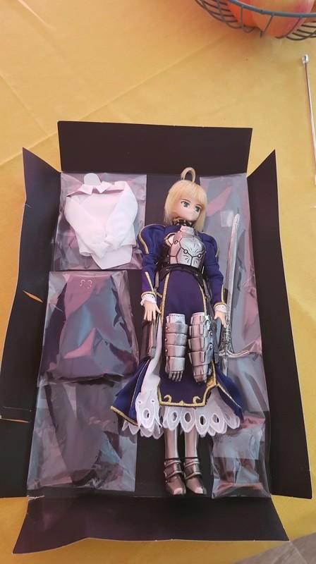 [Vente] Fate Saber Stay Night de Azone grosse baisse 20180223