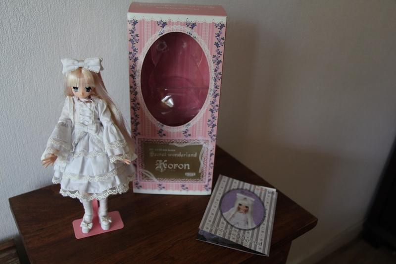 [Vente] EX Cute - Secret Wonderland / Koron Grosse baisse Img_5921