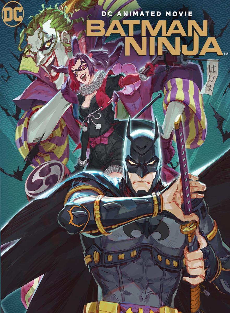 Batman Ninja (Jap) Batman10