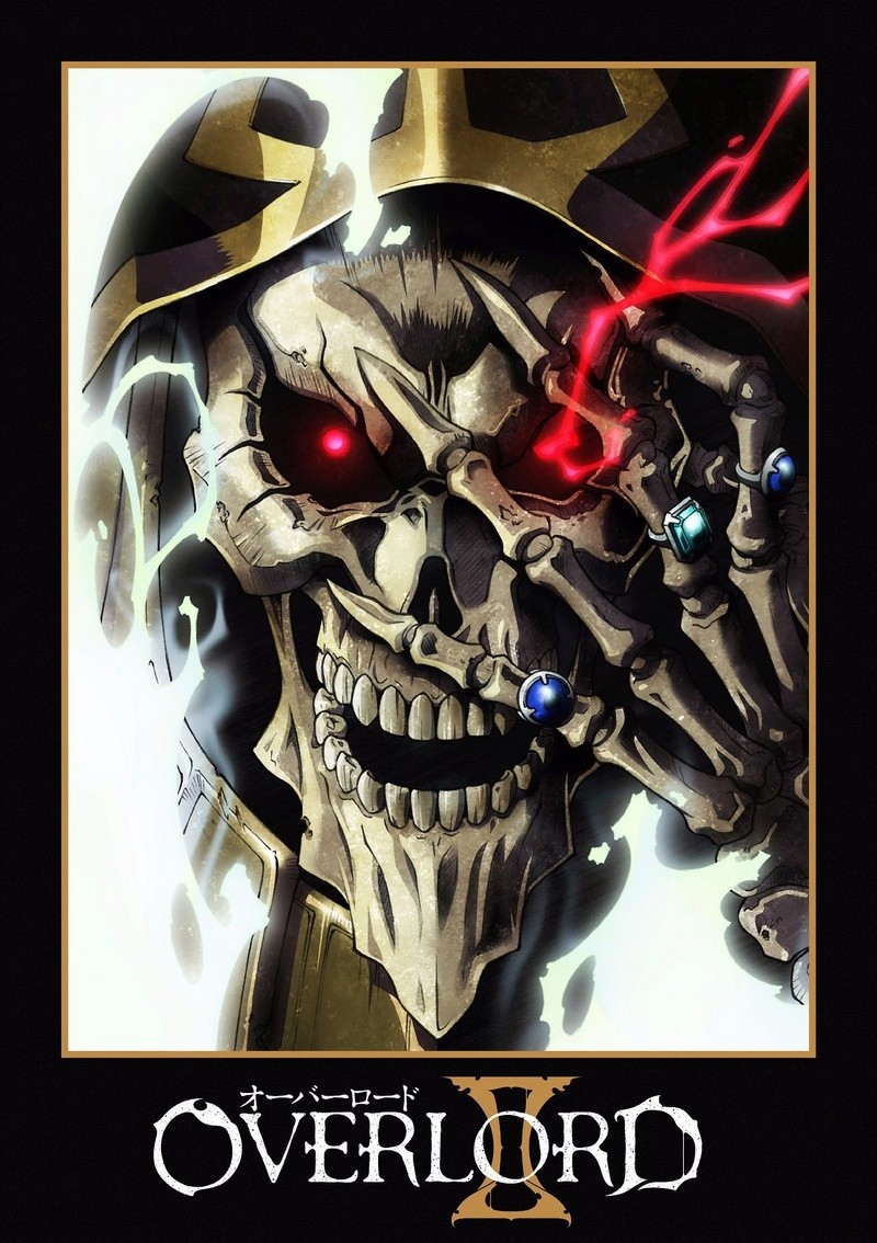 Overlord II Cover20