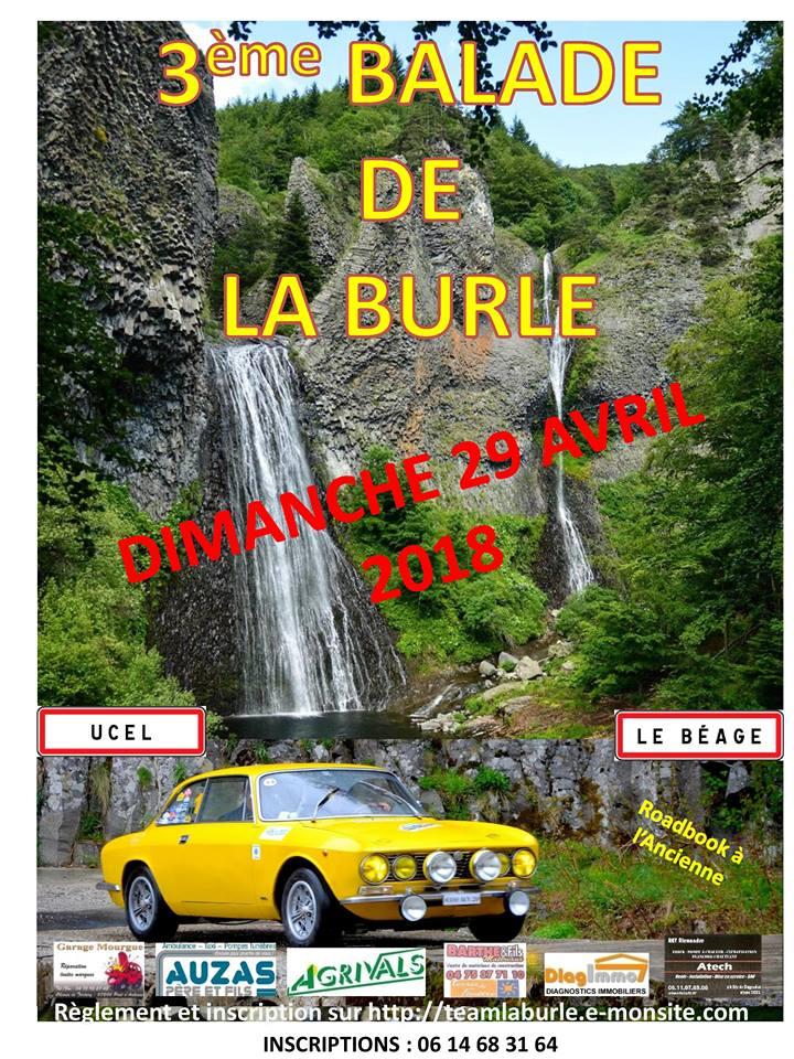 [07] 29/04/2018 3ème Balade de la Burle Affich10