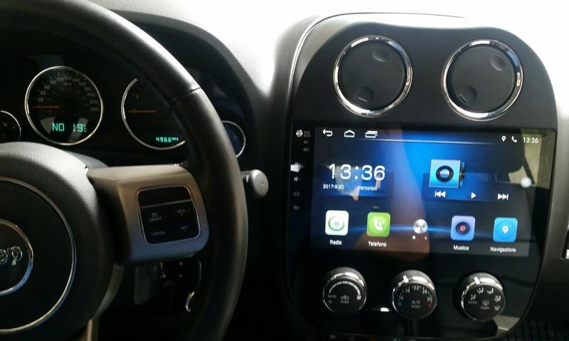 Jeep Compass 2013  2.2 CRD 163CV Sostituzione autoradio  Img_2010