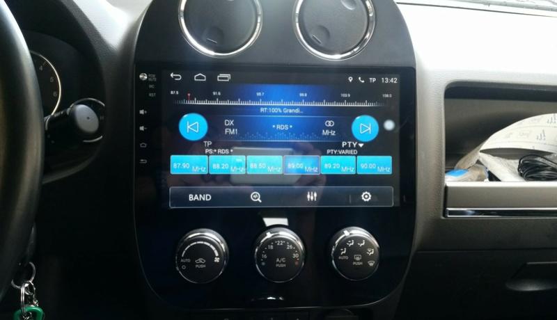 Jeep Compass 2013  2.2 CRD 163CV Sostituzione autoradio  Img_2012
