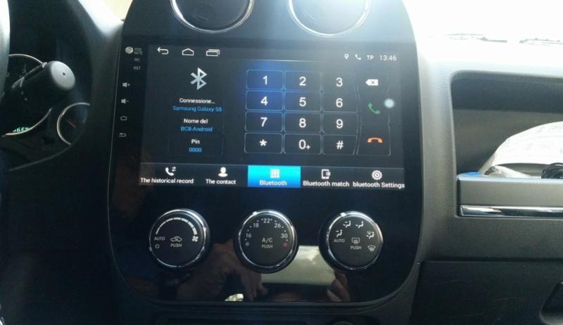 Jeep Compass 2013  2.2 CRD 163CV Sostituzione autoradio  Img_2014