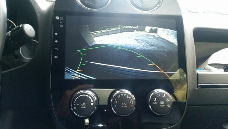 Jeep Compass 2013  2.2 CRD 163CV Sostituzione autoradio  Img_2015