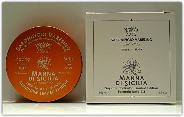 Saponoficio varesino - Manna di sicilia - nouvelle version 4.3 P1070416
