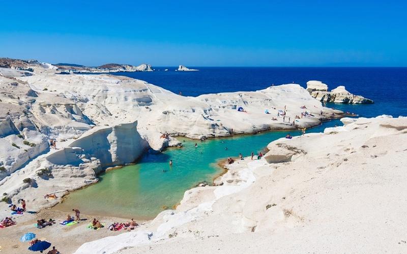 Projet de voyage en Grèce été 2018 - Page 3 Beach-10