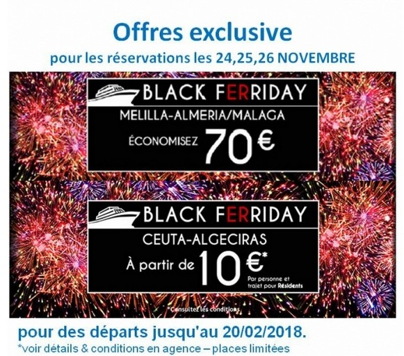[Maroc/Le Bateau] black friday 2017 chez euromer Eurome10