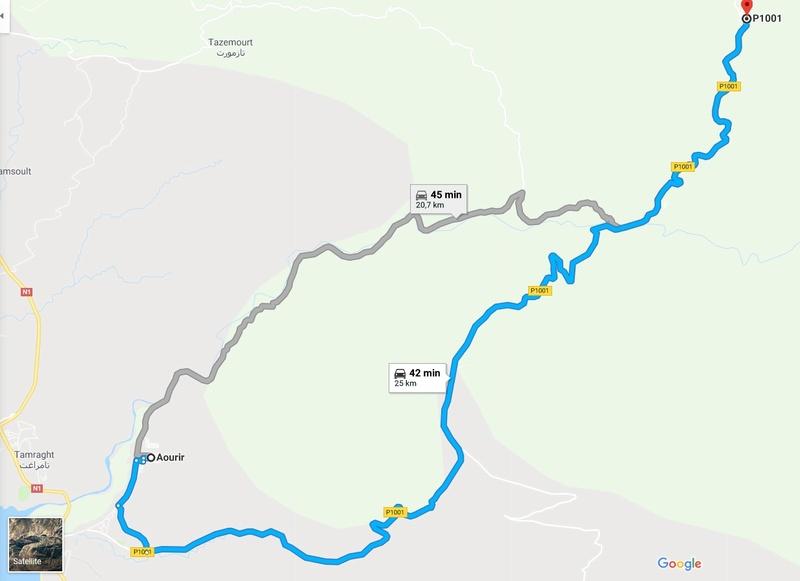 [Carburant, Routes, Police] la vallée du paradis Parkin10