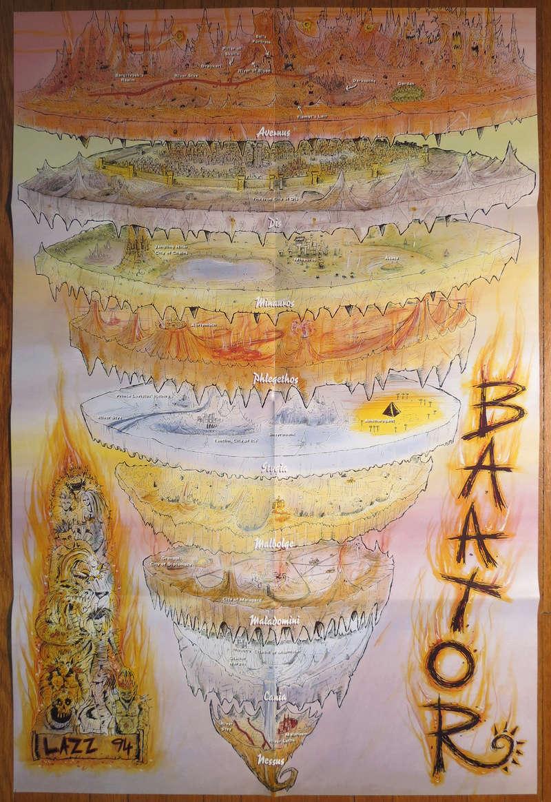 Carte de Baator