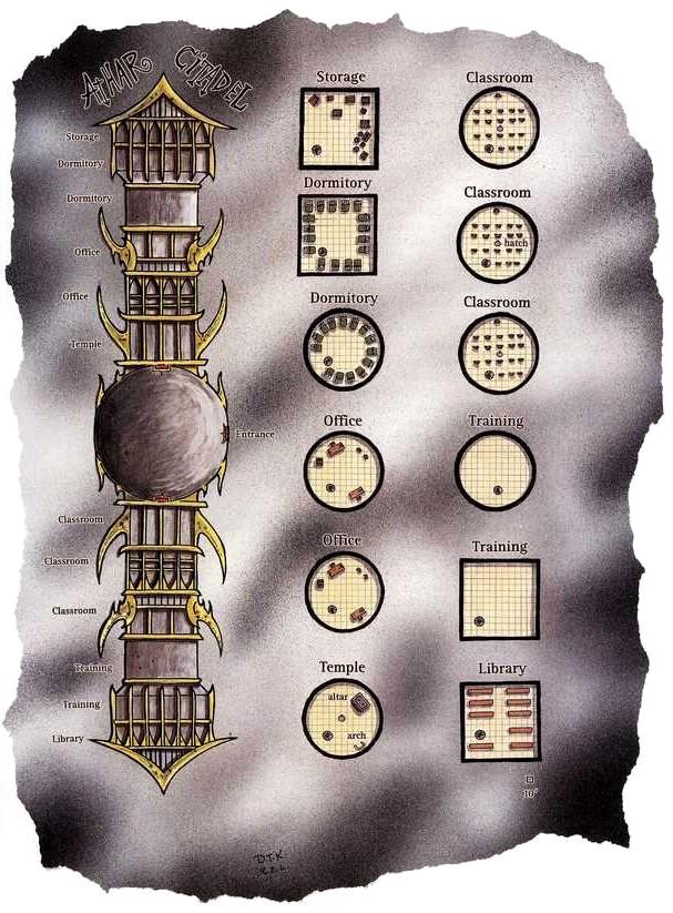 La Citadelle Athar    Citade11