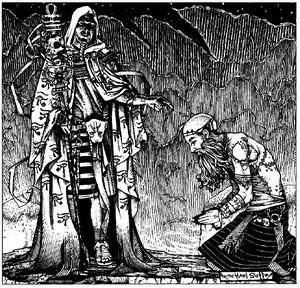 Les mystères des Dieux Morts    Deadgo11