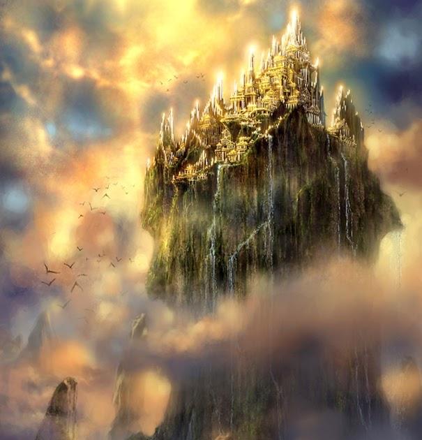 Le Mont Céleste