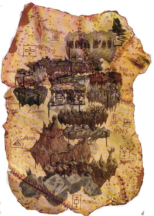 Carte du Styx