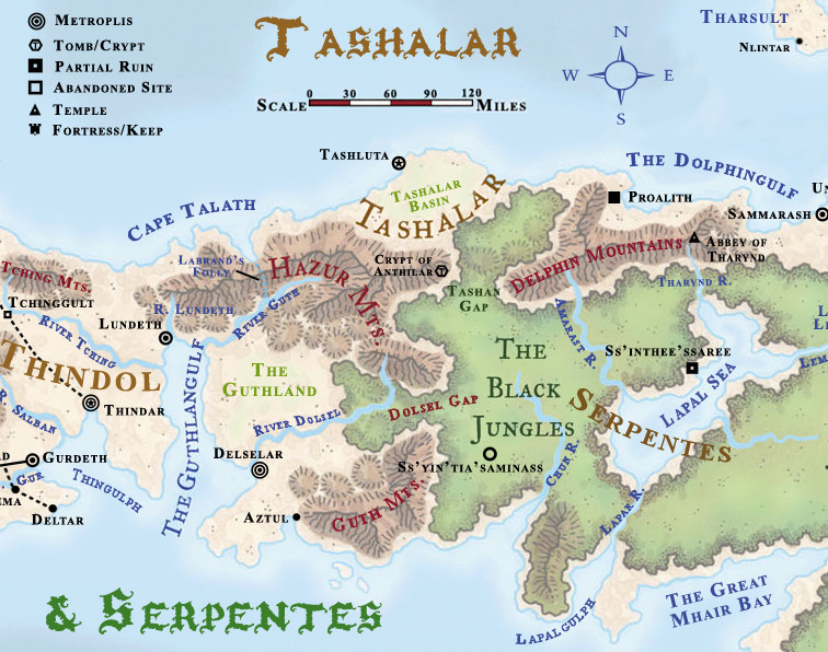 Tashalar