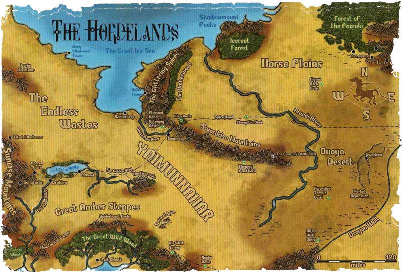 Terres de la Horde
