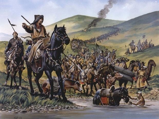 Les Terres de la Horde