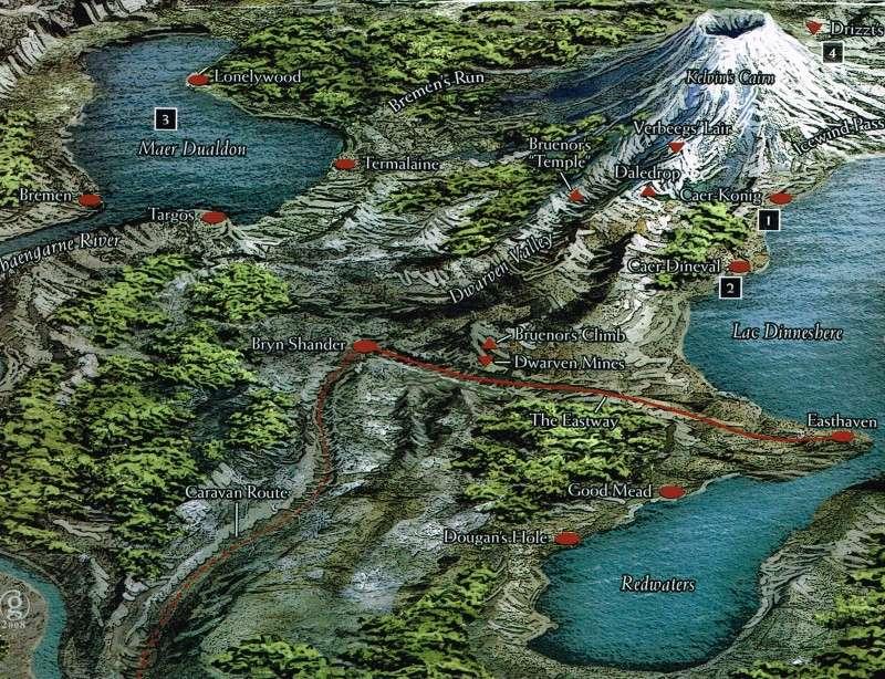 Carte du Valbise