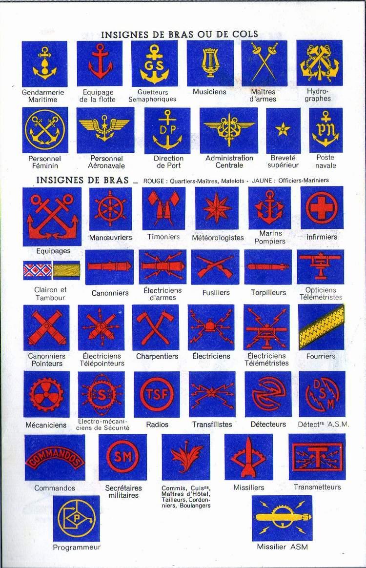 [ Logos - Tapes - Insignes ] Insignes de spécialités dans la Marine - Page 2 Img04411